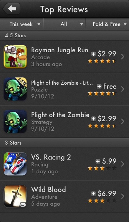 TouchArcade - The Best New Games