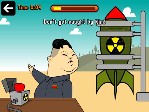 Screenshot #2 for Stop Kim!