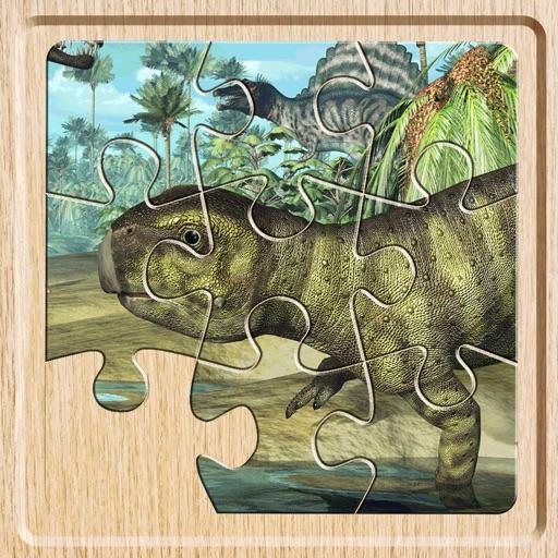 Dinosaur Puzzle (Jigsaw)