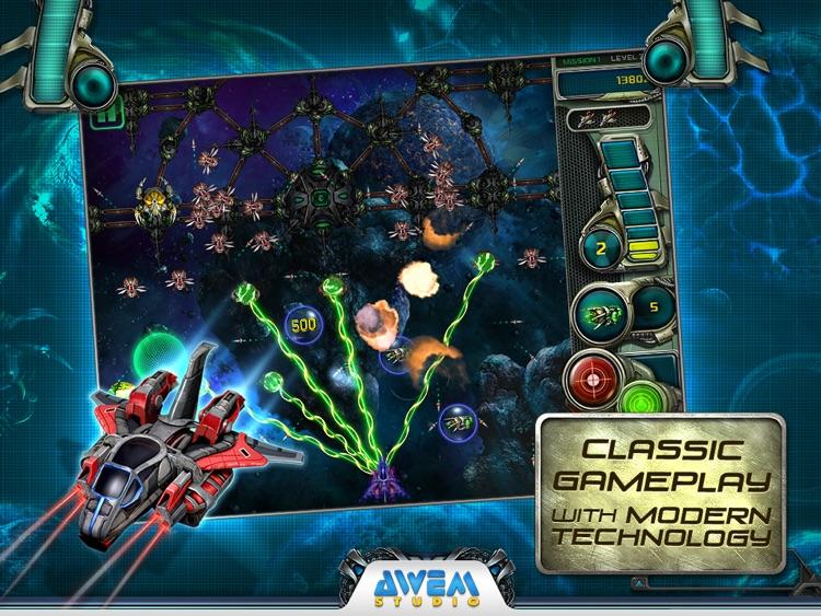 Star Defender 3 screenshot-2