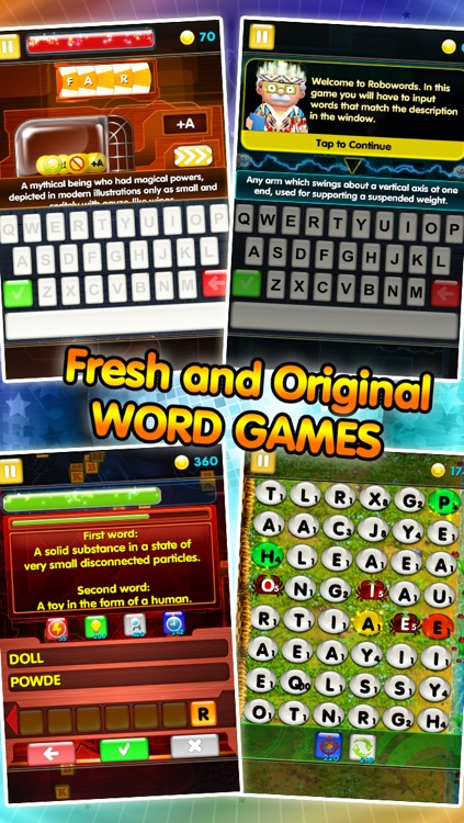 All Word Games screenshot-4