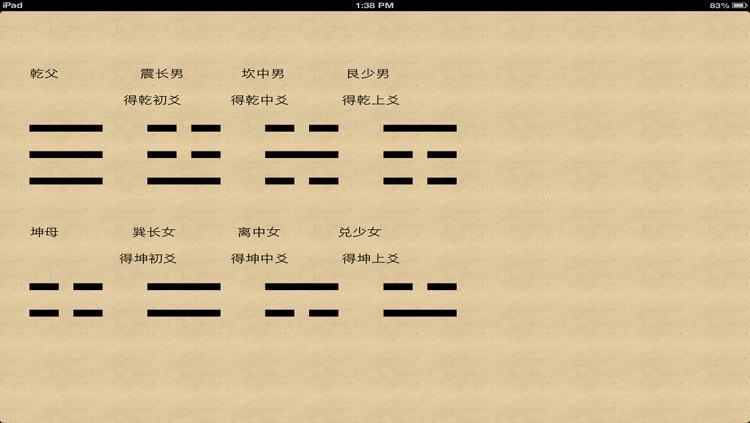 Wild cranes old man divination encyclopedia screenshot-3