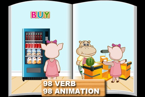 Animated Verb: Active Words screenshot-3