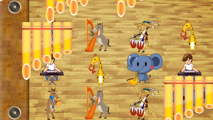 Music Games for Toddlers and Kids : discover musical instruments and their sounds ! screenshot-4
