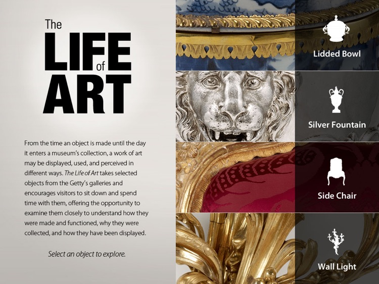 The Life of Art