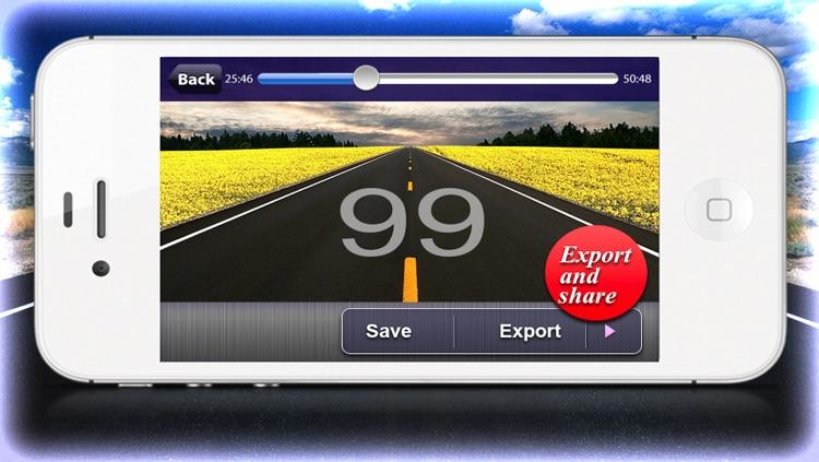 Car Camera DVR - Dashboard GPS Black Box DVR - Car Video Recorder  iDVR