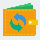 my debts manager : borrow and lend money to friends with money tracker icon