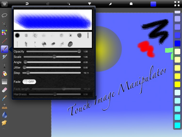 Touch Image Manipulator screenshot-0