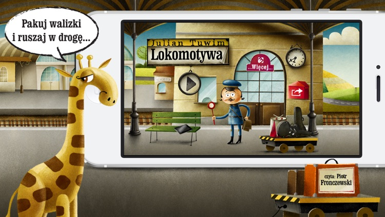 Lokomotywa - Julian Tuwim screenshot-0