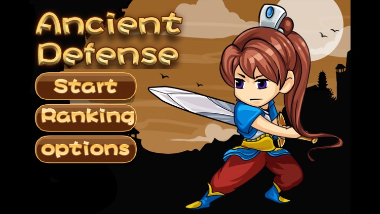 ancient defense 2016 - rpg role playing games for free