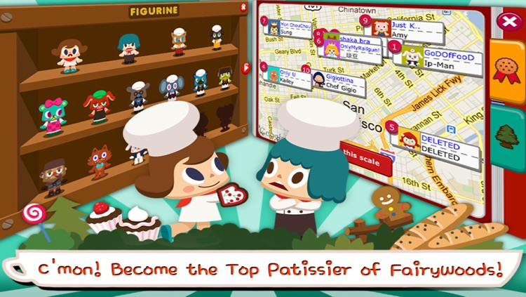FairyWoods Patisserie screenshot-4
