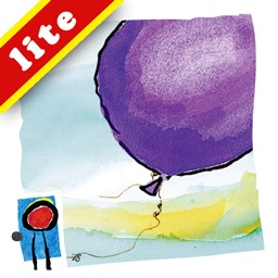 "Where Do Balloons Go? An Uplifting Mystery : a creativity-enhancing kid's book by Jamie Lee Curtis (""Lite"" Free Trial version by Auryn Apps)"