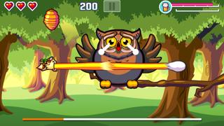 Screenshot from Flying Hamster