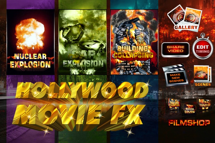 Hollywood Movie FX Lite