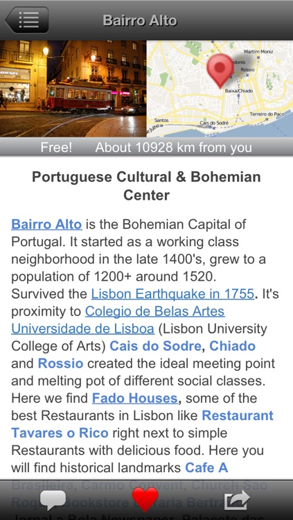 Lisbon  Essentials Travel Guide screenshot-3