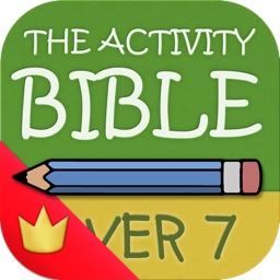 The Activity Bible PREMIUM for Kids over 7 – Bible Stories, Puzzles, Quiz, Differences and Pictures for Coloring for your Christian Family, Sunday School and Catechesis