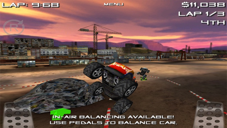 Full Speed Offroad Racing