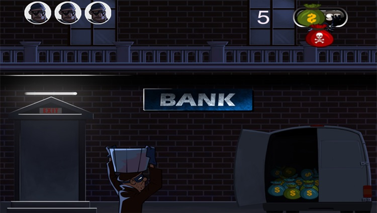 Bank Bomb - Best Top Free Police Chase Race Escape Game screenshot-3