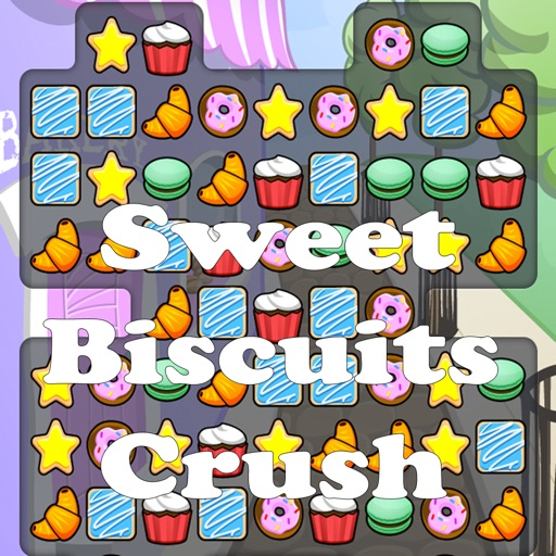 Sweet Biscuits Crush icon