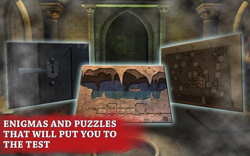 Dracula 5 : The Blood Legacy screenshot 5