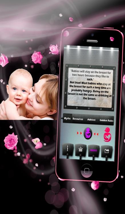 Breastfeeding Myths - Guide for Lactation