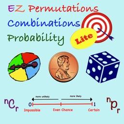 EZ Permutations Combinations & Probability Lite