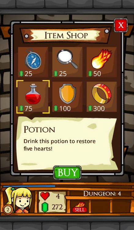 Memory Quest: Dungeon Adventure screenshot-3