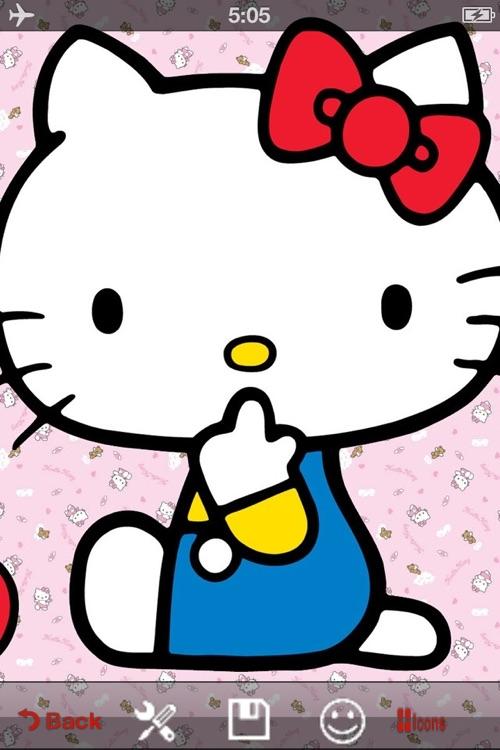 Hello Kitty-HD Wallpapers screenshot-3