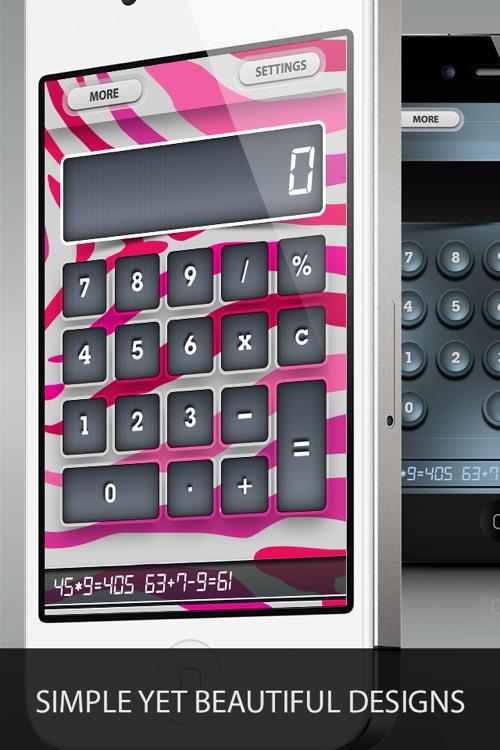 Cool Pocket Calculator PRO screenshot-3