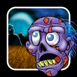 Zombie Brain Buster Pro - New shooting puzzle game