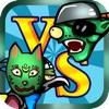 Animal Ninja Bird vs Super Zombies