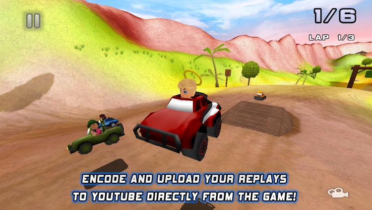 Bounty Racer screenshot-4