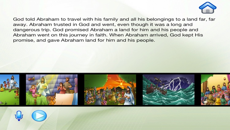 Bible Stories for Me screenshot-4