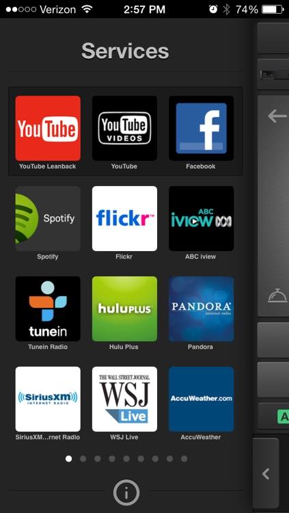 WD TV Remote screenshot-3