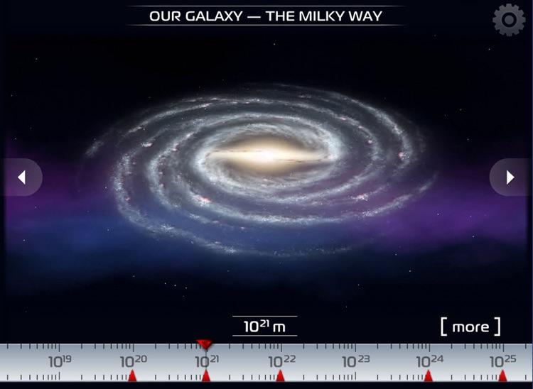 Science - Macrocosm 3D HD Free: Solar system, planets, stars and galaxies screenshot-3