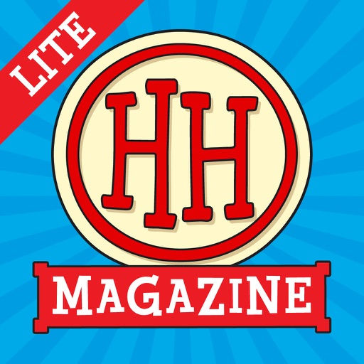 Horrible Histories Magazine Lite
