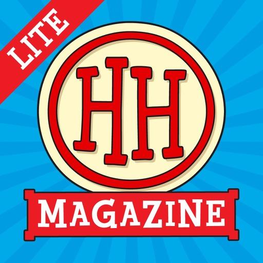 Horrible Histories Magazine Lite icon
