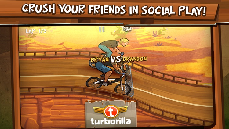 Mad Skills BMX screenshot-2