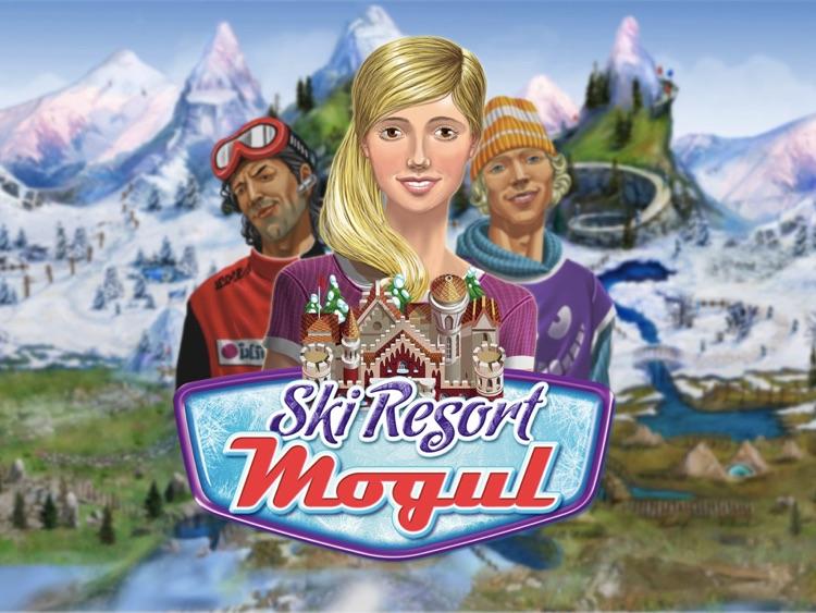 Ski Resort Mogul HD Lite screenshot-4