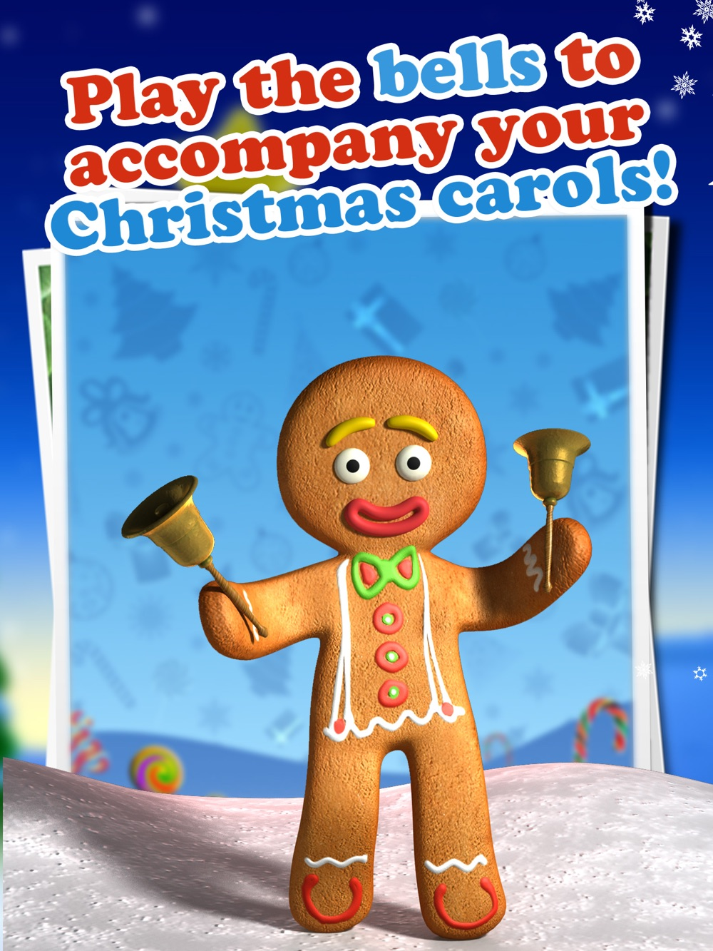Talking Gingerbread Man HD hack tool