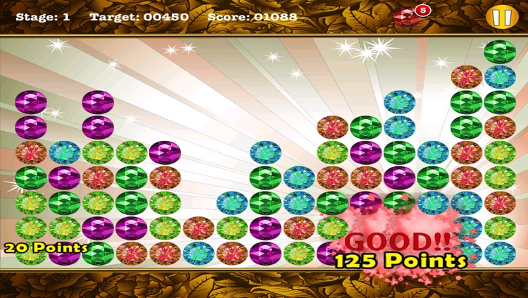 Jewel Pop: Ultimate Match Game screenshot-4