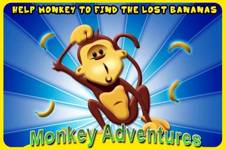 Monkey Adventure HD