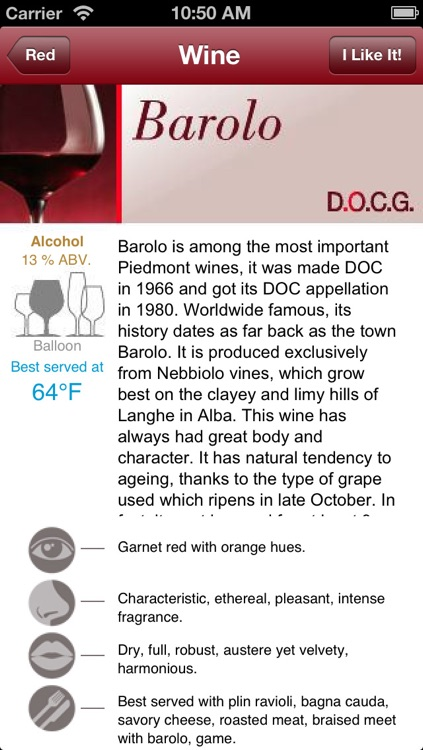 Italian Wine - Piedmont screenshot-3