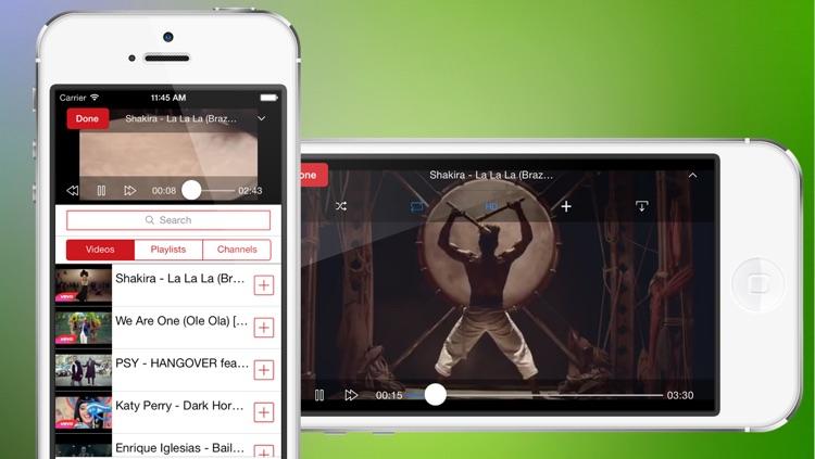 YouHub Free - Youtube Music Edition screenshot-3