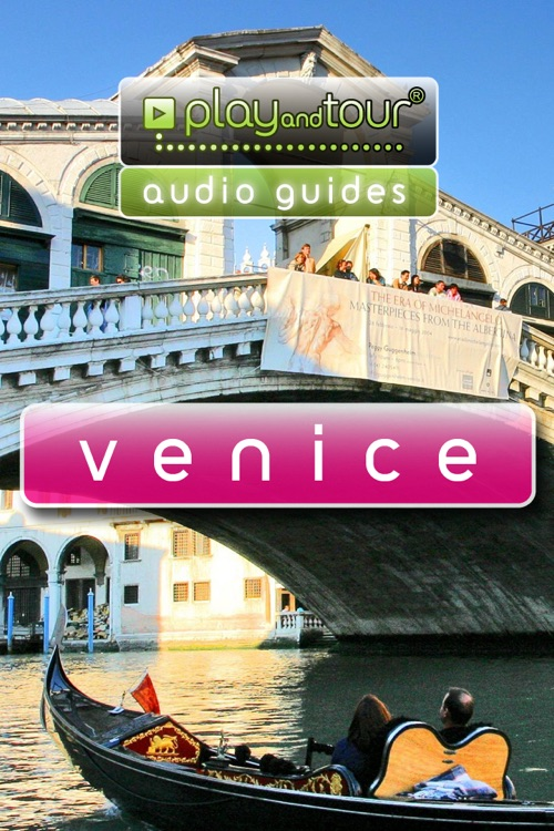 Venice touristic audio guide (english audio)