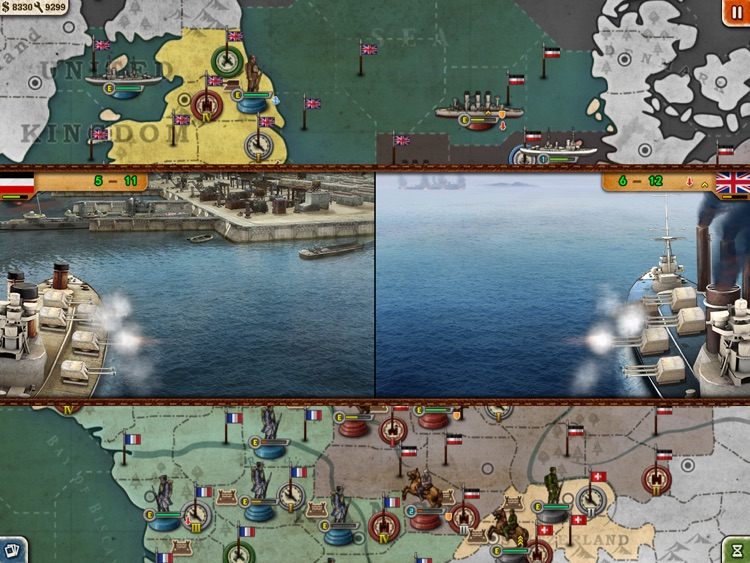 European War 3 Free for iPad screenshot-4