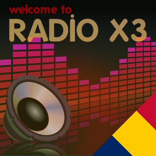 X3 Chad Radios - Les radios du Tchad icon