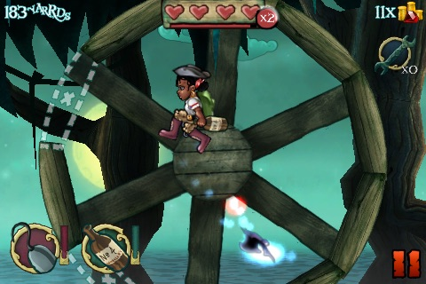 Wheeler's Treasure screenshot-3