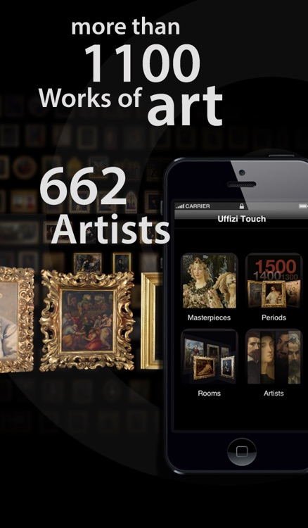 Uffizi Touch screenshot-0