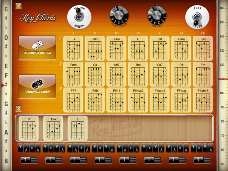 Key Chords